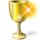 Goblet Gold New Icon 128x128