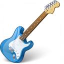 Guitar Icon 128x128