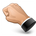 Hand Grab Icon 128x128