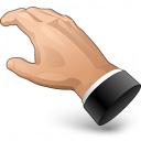 Hand Grab 2 Icon 128x128