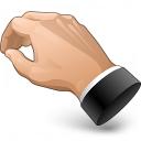 Hand Pinch Icon 128x128
