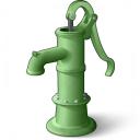 Hand Pump Icon 128x128