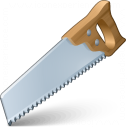 Handsaw Icon 128x128