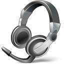 Headset Icon 128x128