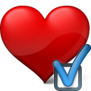 Heart Preferences Icon 128x128