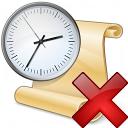 History Delete Icon 128x128