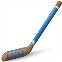 Hockey Stick Icon 128x128