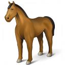 Horse Icon 128x128