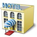 Hotel Icon 128x128
