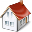 House Icon 128x128