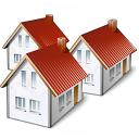 Houses Icon 128x128