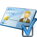 Id Card Preferences Icon 128x128