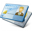 Id Cards Icon 128x128