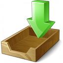 Inbox Into Icon 128x128