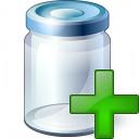 Jar Add Icon 128x128