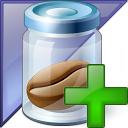 Jar Bean Enterprise Add Icon 128x128