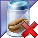 Jar Bean Enterprise Delete Icon 128x128