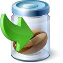Jar Bean Into Icon 128x128