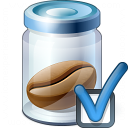Jar Bean Preferences Icon 128x128