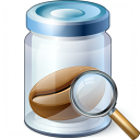 Jar Bean View Icon 128x128