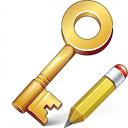 Key Edit Icon 128x128