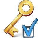 Key Preferences Icon 128x128