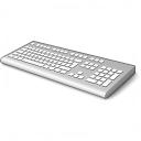 Keyboard Icon 128x128