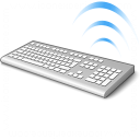 Keyboard Cordless Icon 128x128