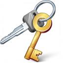 Keys Icon 128x128