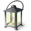 Lantern On Icon 128x128