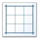 Layout Icon 128x128