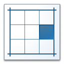 Layout East Icon 128x128