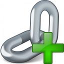 Link Add Icon 128x128