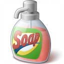 Liquid Soap Icon 128x128