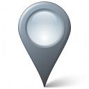 Location Pin Icon 128x128