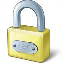 Lock Icon 128x128