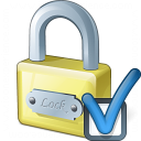 Lock Preferences Icon 128x128