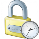 Lock Time Icon 128x128