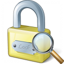 Lock View Icon 128x128