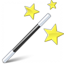 Magic Wand Icon 128x128