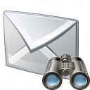 Mail Find Icon 128x128