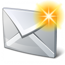 Mail New Icon 128x128