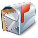 Mailbox Full Icon 128x128
