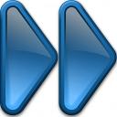 Media Fast Forward Icon 128x128