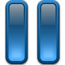 Media Pause Icon 128x128