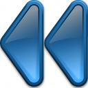 Media Rewind Icon 128x128