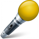 Microphone Icon 128x128