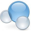 Molecule Icon 128x128
