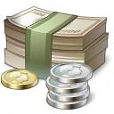 Money Icon 128x128