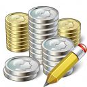Money 2 Edit Icon 128x128